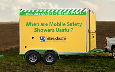 When Are Portable Safety Showers Useful?