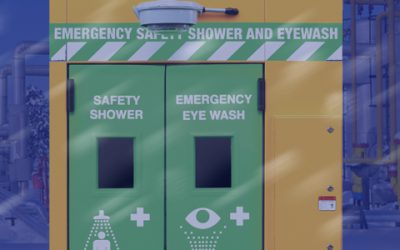 What are the Features of an Emergency Enclosed Shower in Cold Climates?