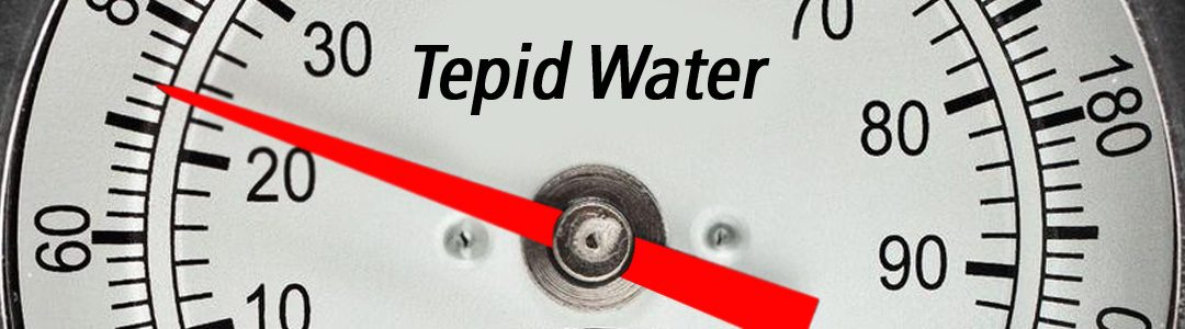 Is Your Safety Shower Water Temperature Up to the Tepid Standard?