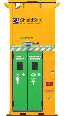 Safety Shower, Eco Drench